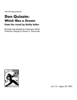 Don Quixote Program