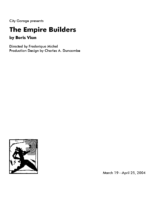 The Empire Builders Program