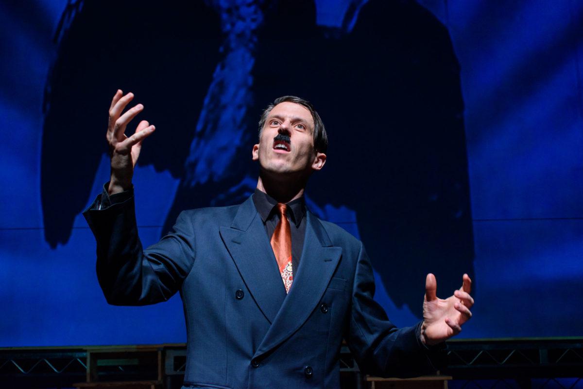 """The Resistible Rise of Arturo Ui"" by Bertolt Brecht"